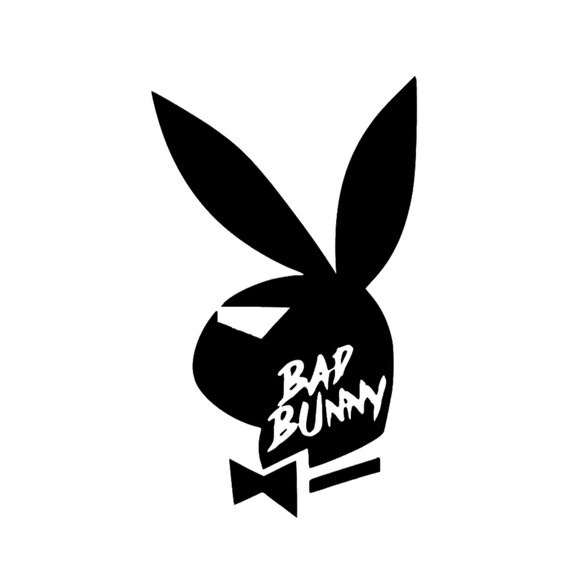 Bad Bunny Playboy Bunny