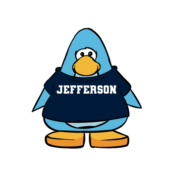 Jefferson Club Penguin