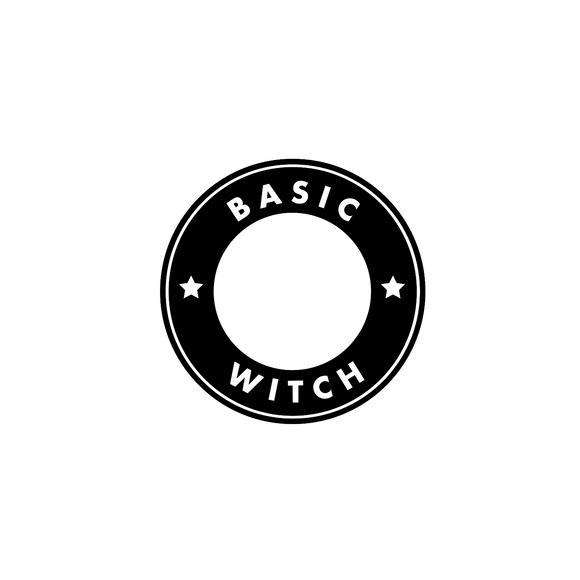 Basic Witch Cup Vinyl