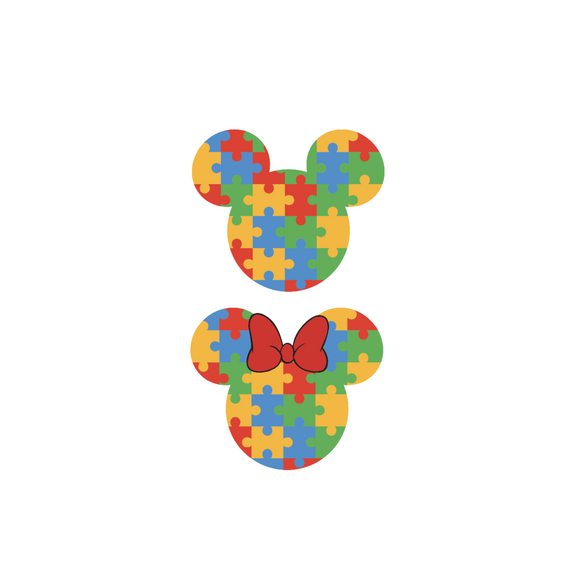 Puzzle Piece Ears