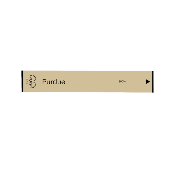 Purdue Puff Bar