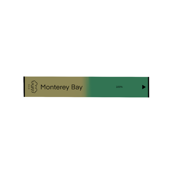 Monterey Bay Puff Bar Sticker