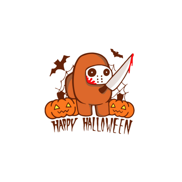 Happy Hallowen Among Us