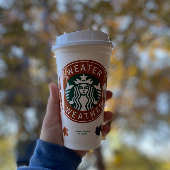 Sweater Weather Cup
