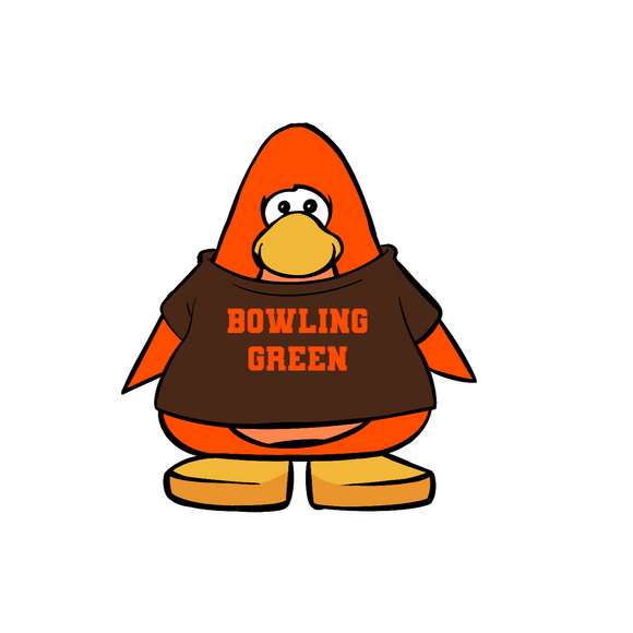 Bowling Green Club Penguin