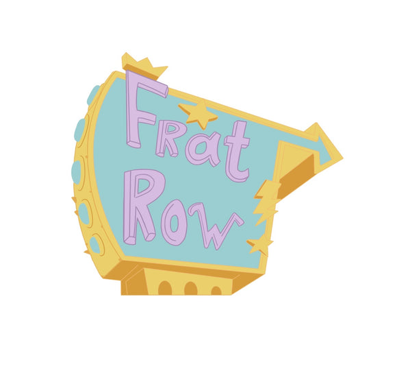 Frat Row Fairly Odd Parents
