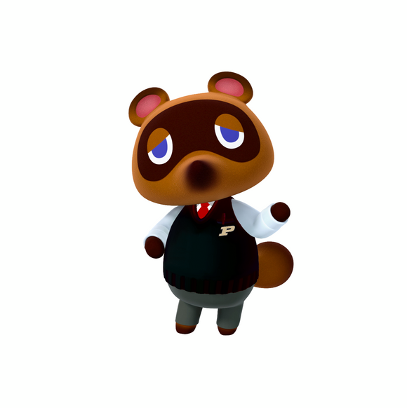 Purdue Tom Nook