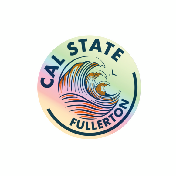 Holographic CSUF White Claw