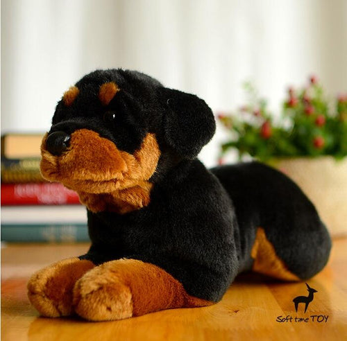 Rottweiler Doll  Pillow Gifts