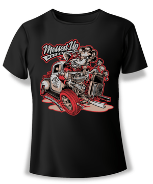 Load image into Gallery viewer, Ford F1 Blowup Shirt (Colour) - Messed Up Motors