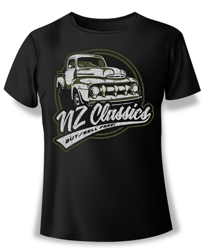 Load image into Gallery viewer, NZClassics Shirt - Messed Up Motors