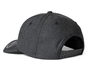 Load image into Gallery viewer, Messed Up Snapback - Charcoal - Messed Up Motors