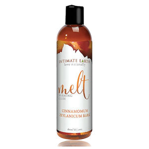 Lubrificante Effetto Caldo Melt 60 ml Intimate Earth ASE-012