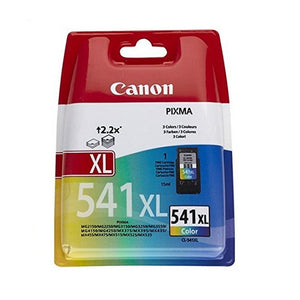 Cartuccia ad Inchiostro Originale Canon CL-541XL MG2250/MX395 Tricolore