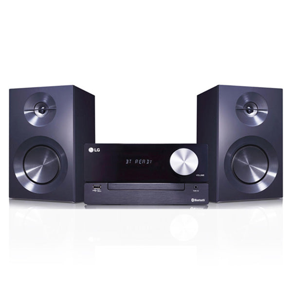 Mini impianto Stereo LG CM2460 100W USB/Bluetooth TV Sound Sync MP3/CD/WMA