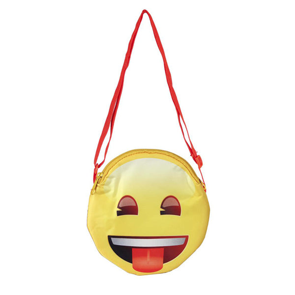 Borsetta Emoticon Cheeky Gadget and Gifts
