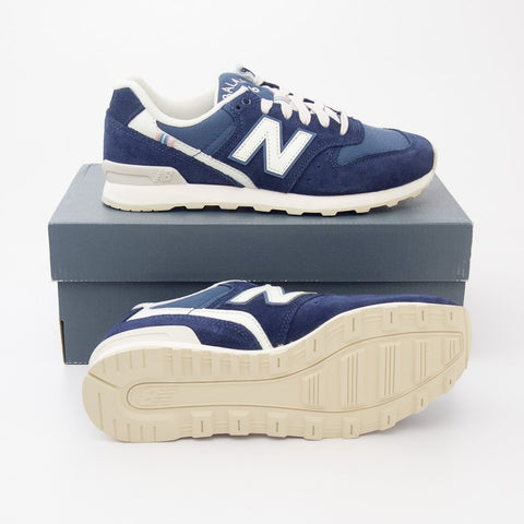 NB Womens WL696YA - Blue