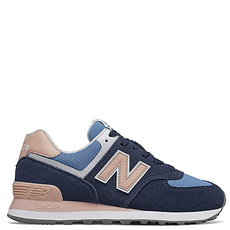 NB Womens WL574WND -Blue