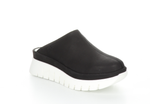 Fly London BULT130FLY  Platform Clog -  Black