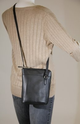 BRISTOL Top to Side Zippered Bag