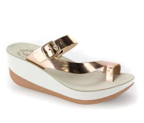 Fantasy Sandals FELISA S5000 - Rose Gold