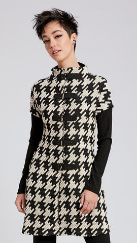 Luc Fontaine Melow Jacket - Black/White