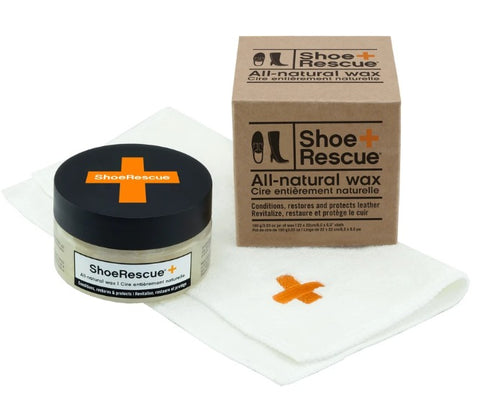 Shoe Rescue All-nature wax