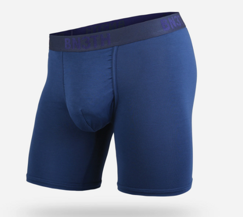 Boxer Brief Solid - Navy