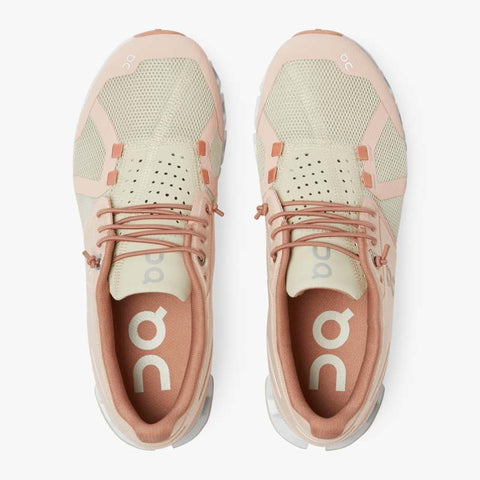ON Cloud Womens - Rose/Sand