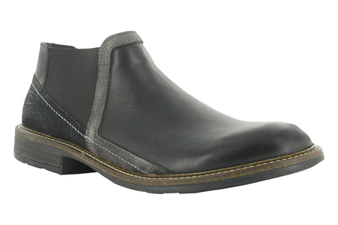 Naot Business Chelsea Boot Midnight Ash