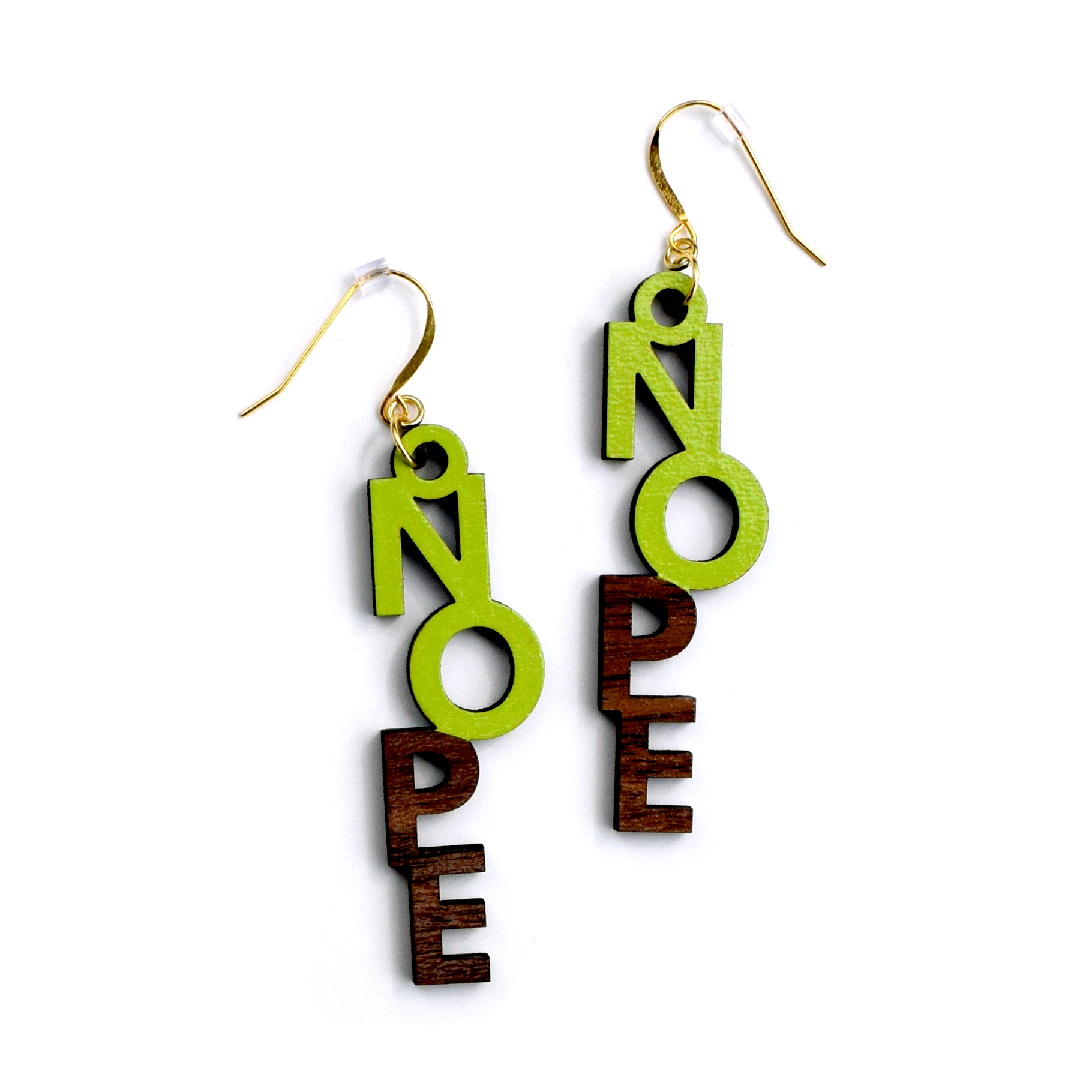 Nope Earrings