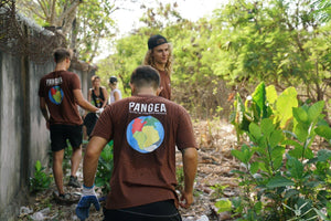 Pangea Club: Ten Pounds of trash collected in a Cleanup (One-time) - Pangea Movement