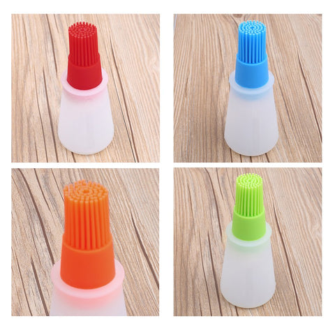 silicone oil bottle