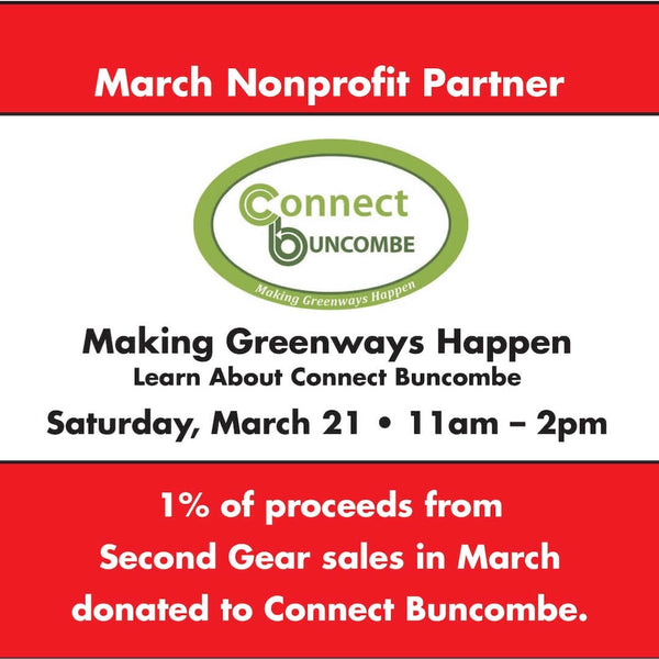Making Greenways Happen Event with Connect Buncombe