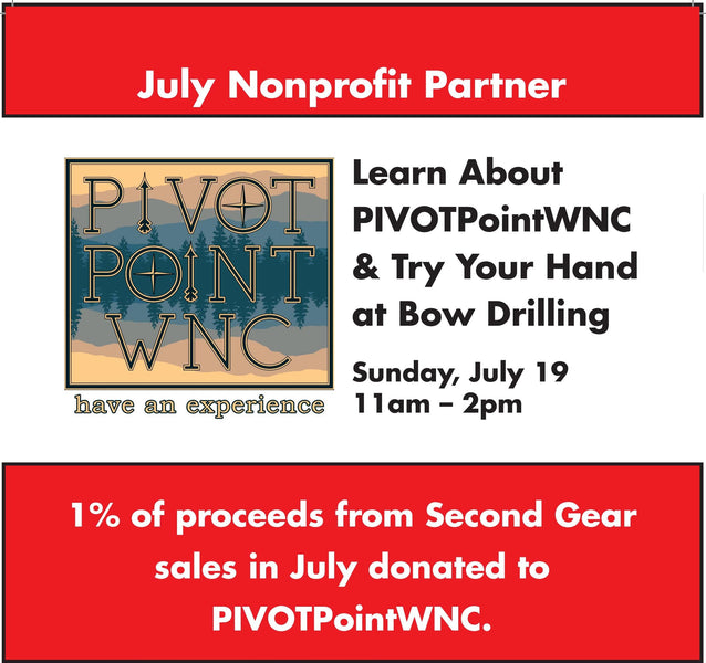 Bow Drilling Workshop with PIVOTPoint WNC!