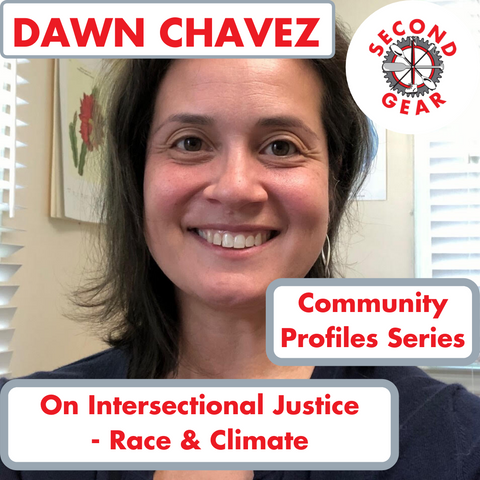 Dawn Chavez Asheville Greenworks Community Profile Series