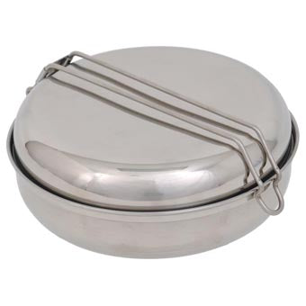 Olicamp Stainless Mess Kit