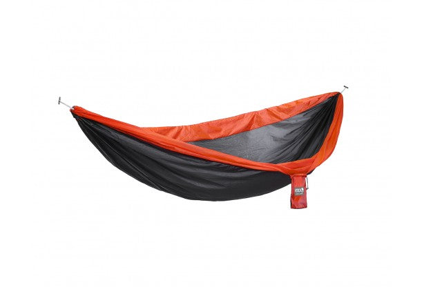 ENO SuperSub Ultralight Hammock, Orange/Charcoal