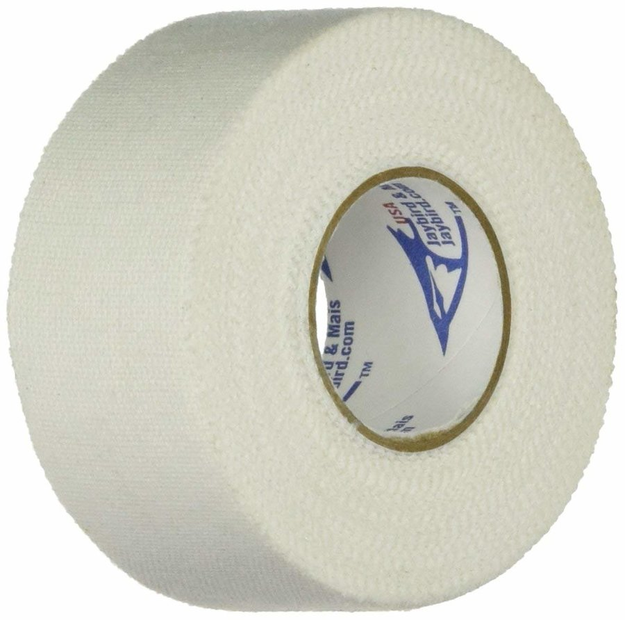 Cypher Climber's Tape, White, 1' x 10' Yards