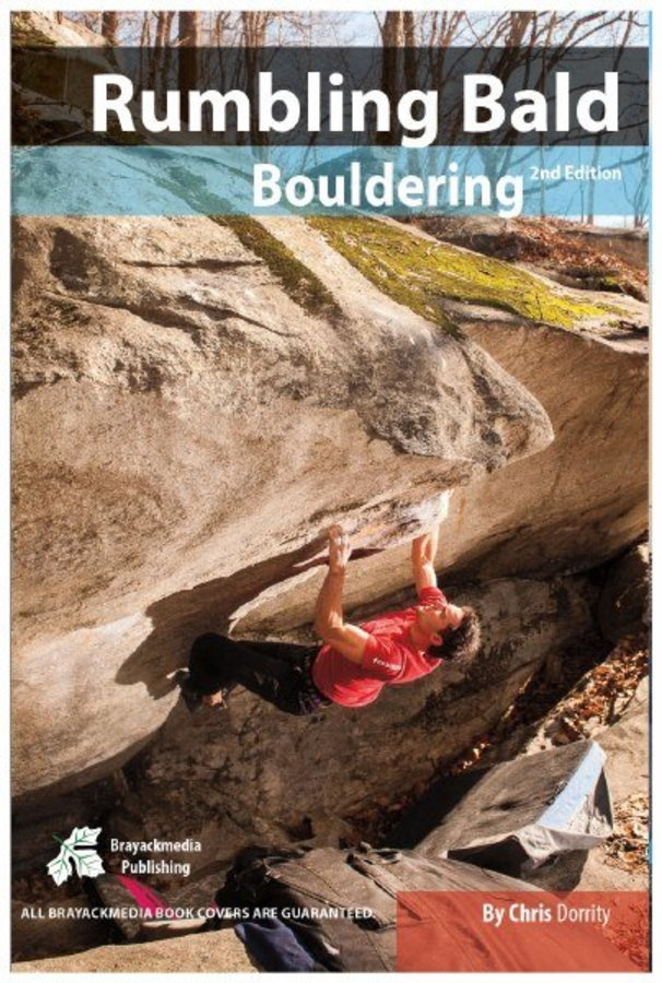 Rumbling Bald Bouldering Guide, Second Edition
