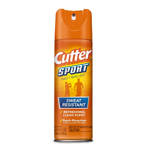 Cutter Sport Insect Repellant, 6oz, 15% Deet