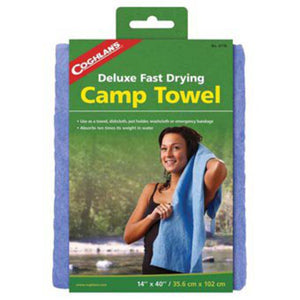 "Coghlan's Deluxe Fast Drying Camp Towel 18"" x 40"""