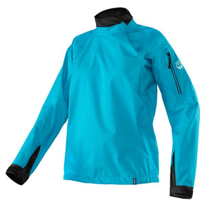 NRS Endurance Jacket, Blue Atoll, Women's XS