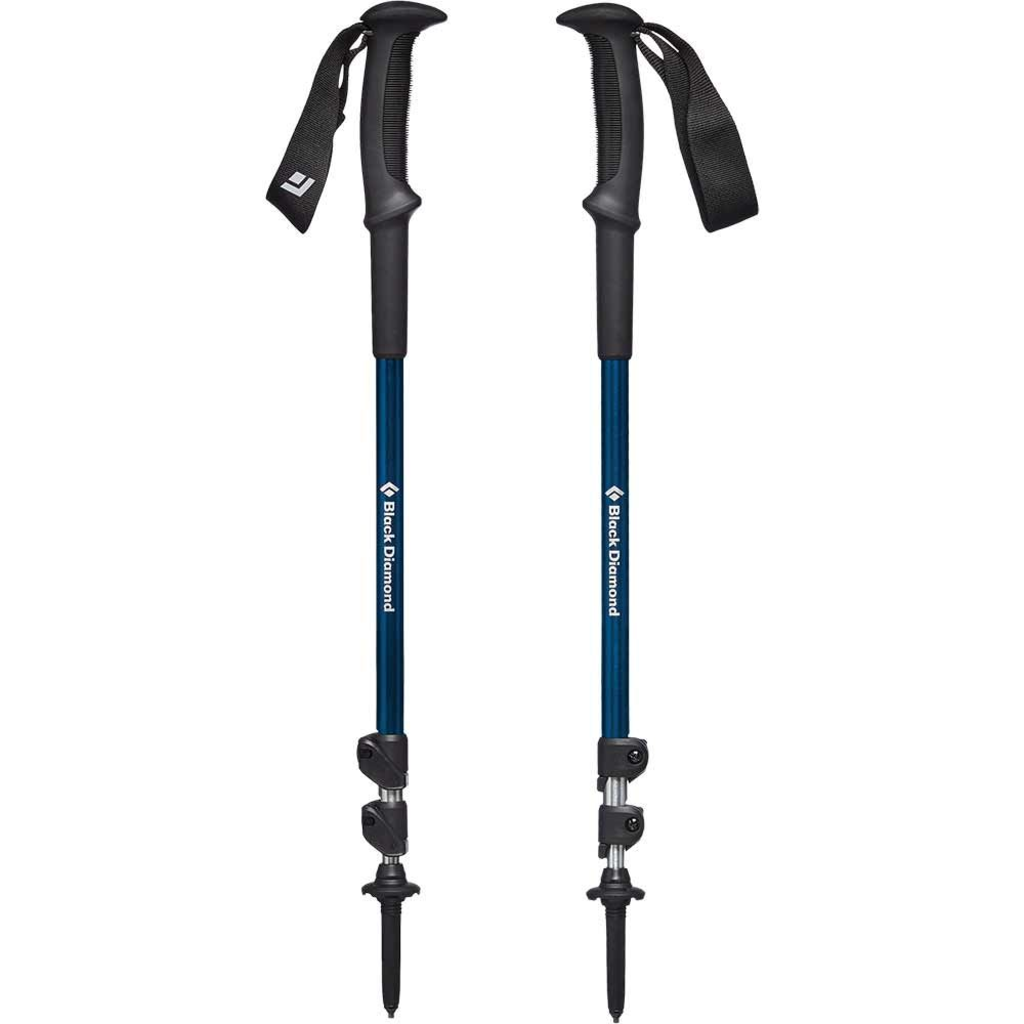 Black Diamond Trail Sport 3 Trekking Poles (w/ Flicklock)