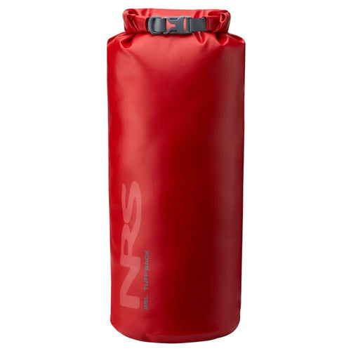 NRS Tuff Sack Dry Bag, Red, 25L