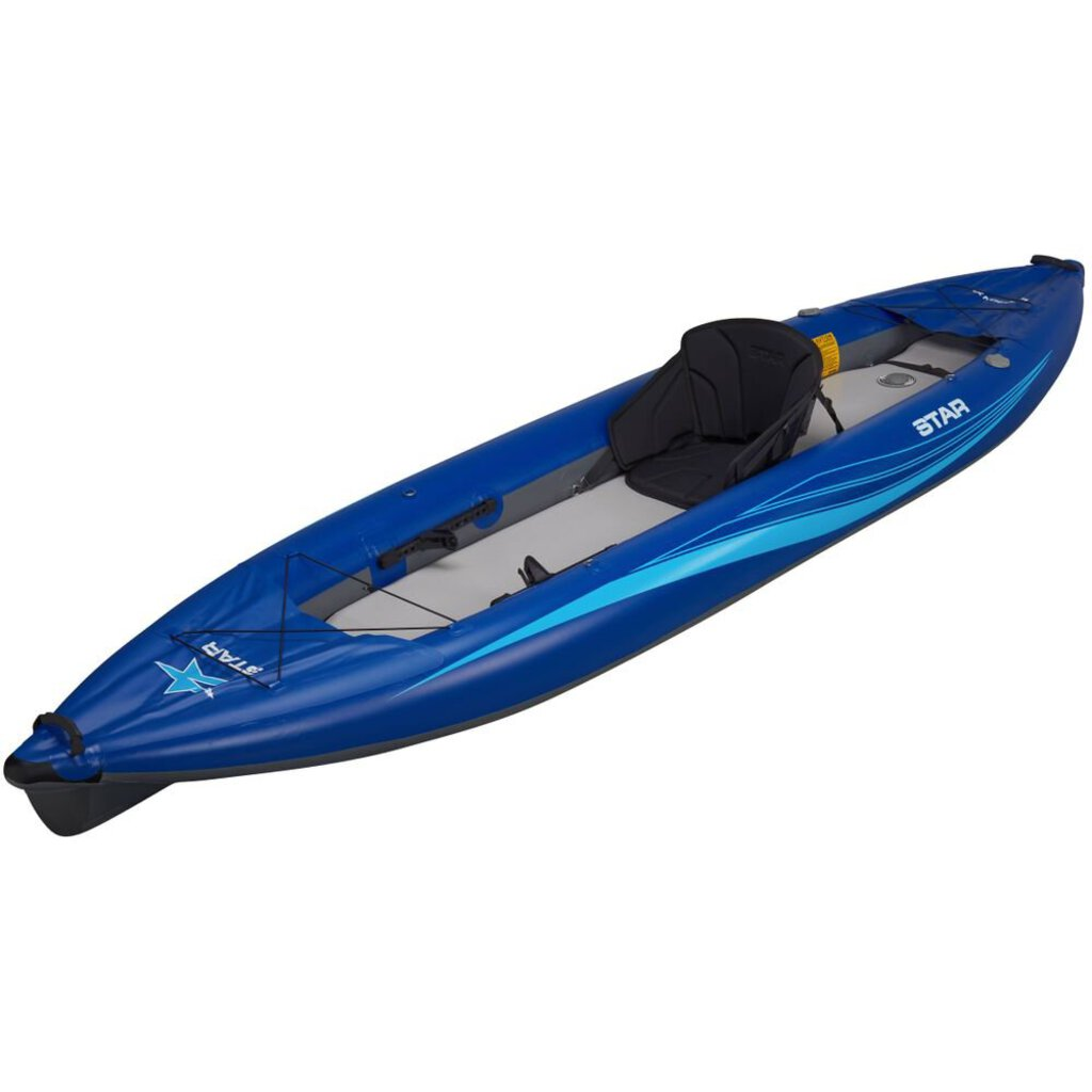STAR Paragon XL Inflatable Kayak, Blue (UNUSED)