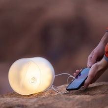 Load image into Gallery viewer, MPOWERD Luci Solar Inflatable Base Light
