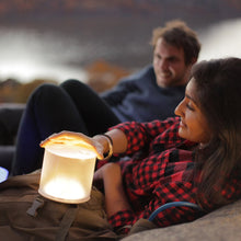 Load image into Gallery viewer, MPOWERD Luci Lux Frosted Inflatable Solar Light