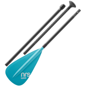 "NRS Quest 3-Peice SUP Paddle, 68""-86"""