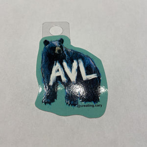 Gingerly Designs AVL Bear All 4's